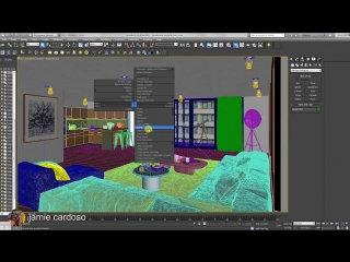 V-Ray multimatte element in 3ds max