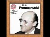 Piotr Fronczewski w związku z tym się zapytuję