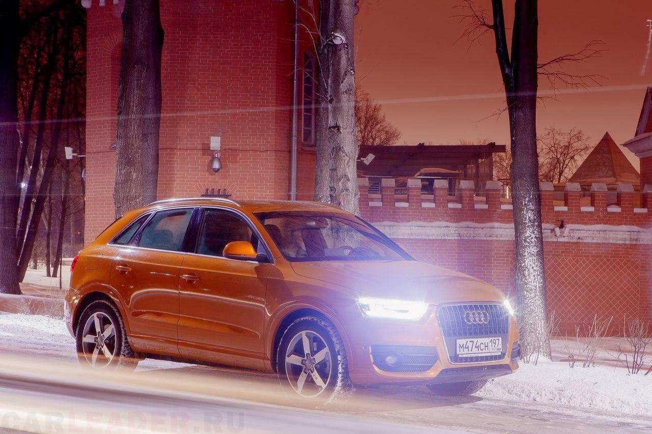 LED Audi Q3