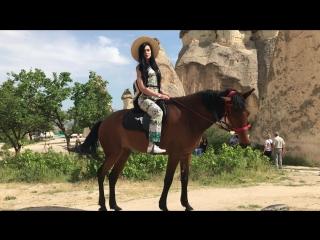 Поехать в страну красивых лошадей(Каппадокия) и не покататься на лошади просто грех. 2