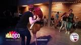 Anton Shmakov and Svetlana Levchenko Salsa Dancing in Mambolove, Saturday 09.06.2018
