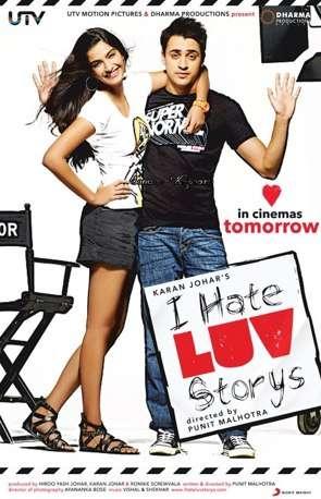Я ненавижу любовные истории / I Hate Luv Storys смотреть