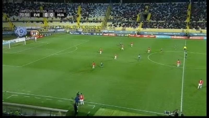 Everton huachipato 2