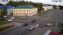 Камера зафиксировала подозреваемого в убийстве девушки в парке в Петрозаводске