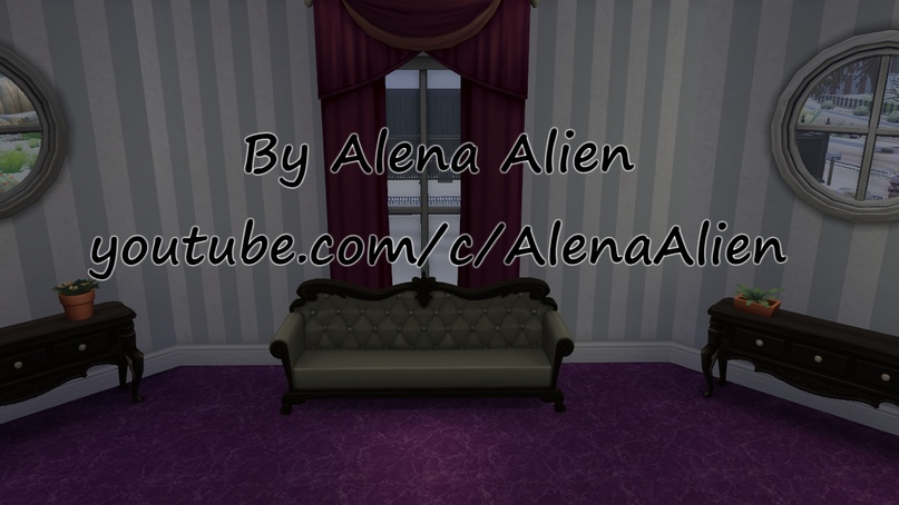 Sims 4 floor 0001 by Alena Alien