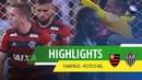 Highlights Flamengo vs Atletico MG (2-1)