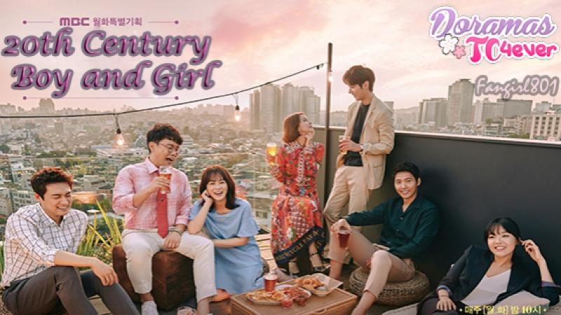 20th Century Boy and Girl EP23 DoramasTC4ever