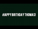 Happy Birsday Thomas Doherty The Lodge With the past от 21 04 2018 2