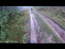 ч12.2 го-про.Адский спуск по глине Пластилиновый путь