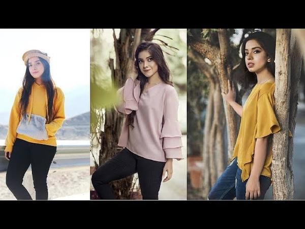 Arisha Razi Khan Enjoying Vacations In Happy Mood  Arisha Looking Gorgeous In Simple Diffrents Looks