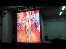 HUASUN Galaxias 4 p4mm Flexible LED Screen HD Soft LED Curtain 4mm cloris@huasuny