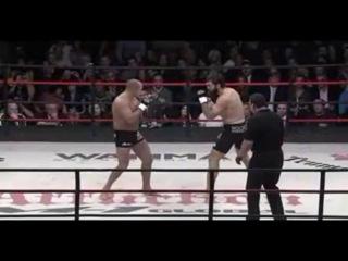 Федор Емельяненко - Чемпион по боям без правил