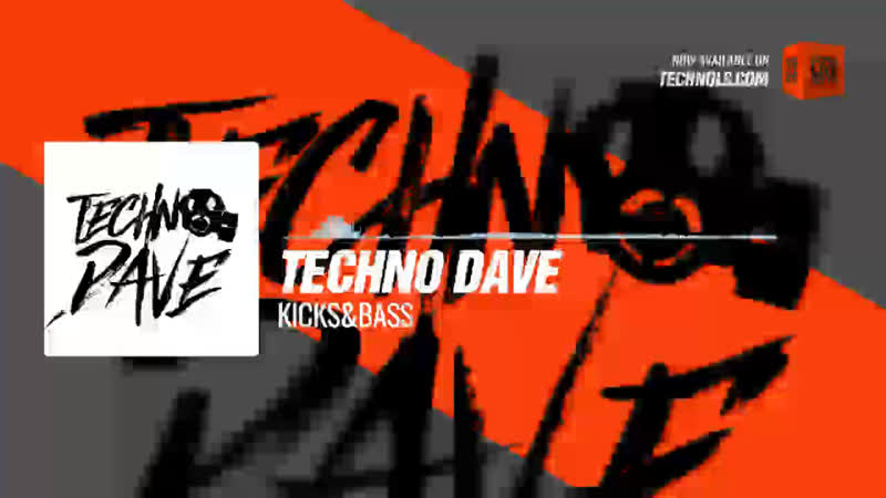 Techno Dave - KicksBass Periscope Techno music