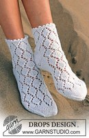 вязание носков спицами с рисунком видео.