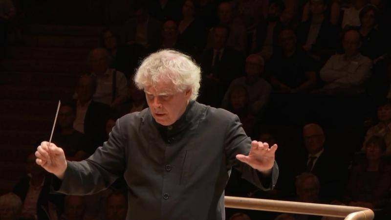 Janácek Sinfonietta__ LSO Sir Simon Rattle 19.09.2018