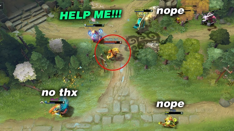 The reason why Bristleback is the Final boss of Dota 2