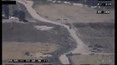 A-10 Engages Taliban Enemy on a Motorcycle with GAU-8