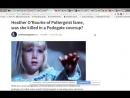 Was ist mit Spielbergs Poltergeist-Kinderstar passiert- - Pädomafia unter Druck