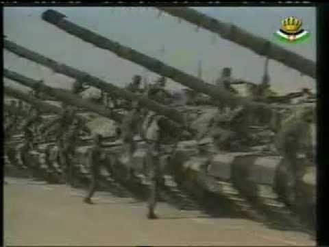 Arabic Army نشيد الجيش العربي الاردني .flv