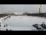 Чемпионат мира по хоккею с мячом финал Россия -Швеция Bandy World Championships