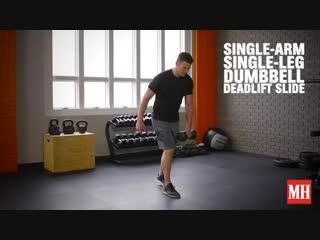 44 классных упражнения для прокачки всего тела