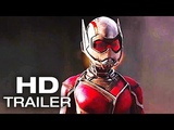 ANT-MAN AND THE WASP Avengers 4 Connection Trailer NEW (2018) Ant Man 2 Movie HD