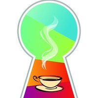 Логотип Антикафе Песочница