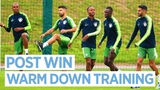 NO REST FOR THE WINNING | Man City Training