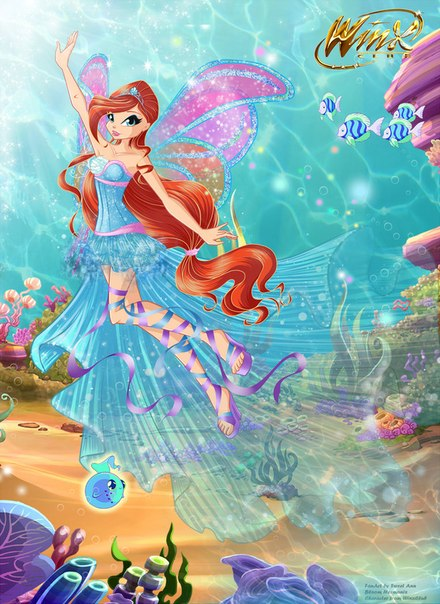 "������ Winx � ���� ���� ""Go in the Space"" 5� ������!"