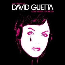 David Guetta альбом Love, Don't Let Me Go