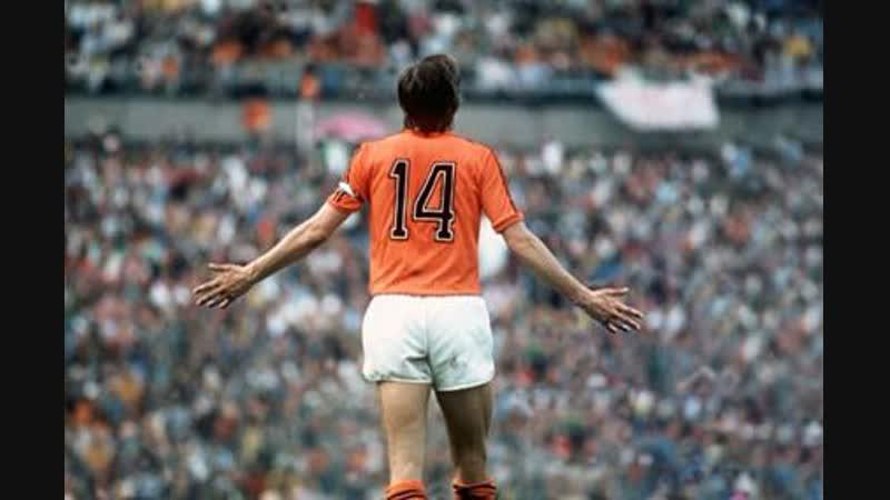 I Miti Del Calcio - Johan Cruyff