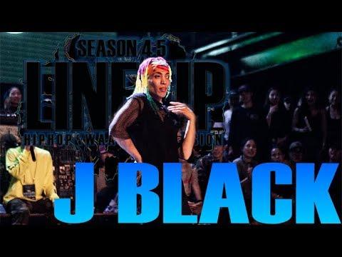J BLACK ㅣ JUDGE SHOWCASE ㅣ 2018 LINE UP SEASON 4.5