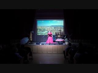 Sarah Brightman - Nella Fantasia cover by Inessa Alba