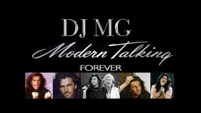 DJ MG REMIX - Modern Talking - Brother Louie 2017 Mix