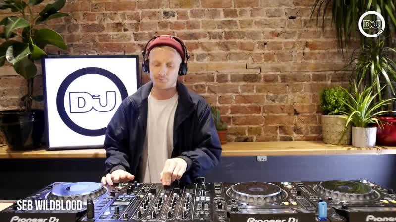 Seb Wildblood - Live @ DJMag HQ 2019