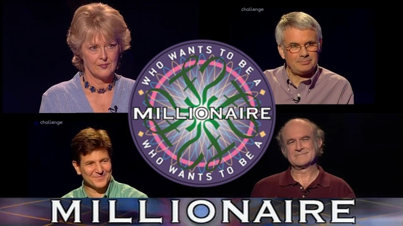 Who Wants To Be A Millionaire | All Million Pound Questions