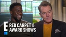 Bryan Cranston Won't Work With 3 Celebs Ever Again | E! Red Carpet Award Shows