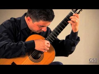 Walton Bagatelle No. 2 played by Manuel Espinás
