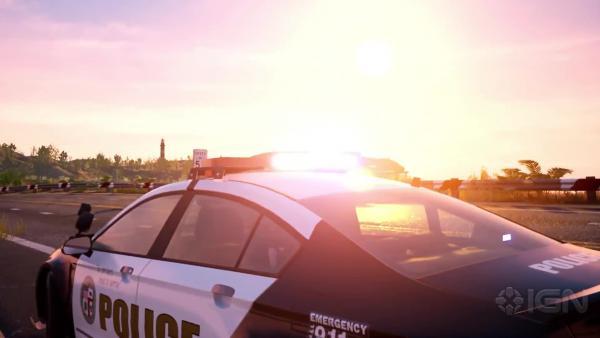 Первый геймплей Dangerous Driving