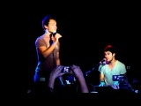 Darren Criss & Joe Walker - Gettin Along Live @ The Garage, London