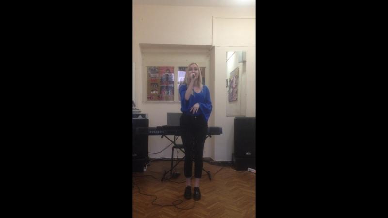 Ненашева Виктория- Don't rain on my parade