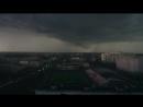Lightning in Sergiev Posad at