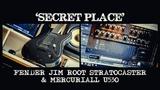 Secret Place - Fender Jim Root Stratocaster, Mercuriall U530 - Nu Metal