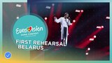 ALEKSEEV - Forever - First Rehearsal - Belarus - Eurovision 2018