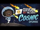 Oxygen Not Included Animated Short Cosmic Upgrade