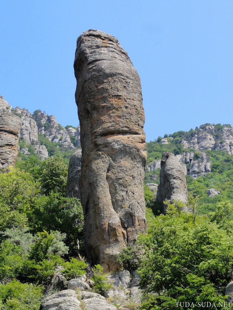 Демерджи скалы фото