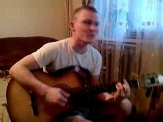 без восьми три- признание. гитара. аккорды. песни под гитару. поет классно