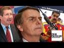 Cientista político boliviano expõe por que ditadores e narcotraficantes querem destruir Bolsonaro