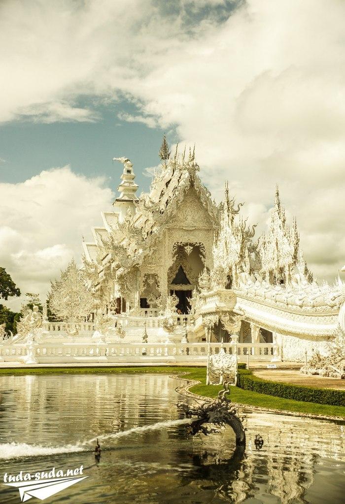 храм Wat Rong Khung