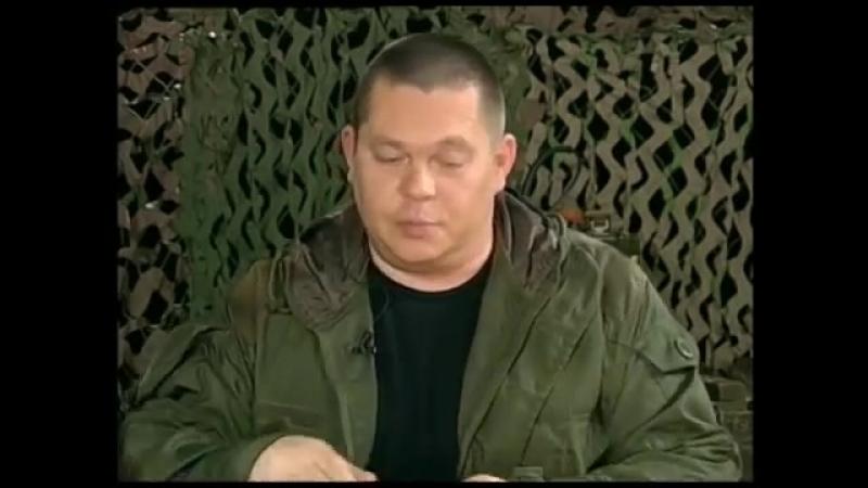 Боевые искусства Тадеуш Касьянов Полигон Оружие ТВ